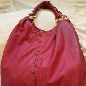 💋MIU MIU💋 Hot Pink Italian Xlarge Hobo Bag!!!